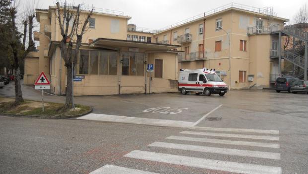 CHIUDE LA CUCINA DELL'OSPEDALE DI SASSOFERRATO, CORO DI NO