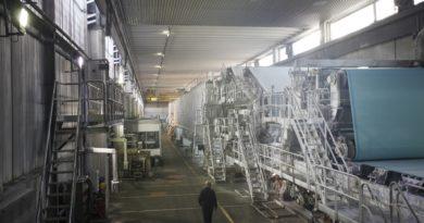 Dimezzato consumo acqua: così Fedrigoni produce carte sostenibili
