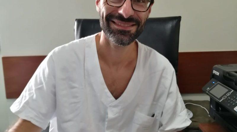 UN NUOVO ORTOPEDICO AL PROFILI, ARRIVATO IL DOTTOR LUCA CEDRI