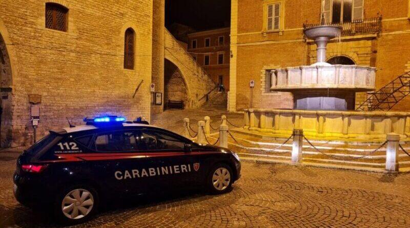 Carabinieri – Multe e patenti ritirate nei controlli del fine settimana