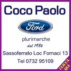 Banner del concessionario plurimarche Coco Paolo