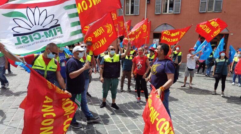 Vertenza Elica: domani manifestazione dei lavoratori al Mise