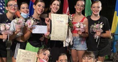 Con Anna Gasparini la danza fabrianese super premiata a Spoleto