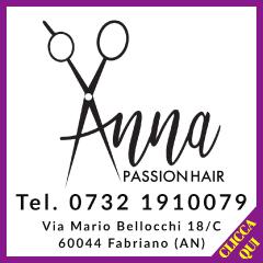Banner Anna Passion Hair